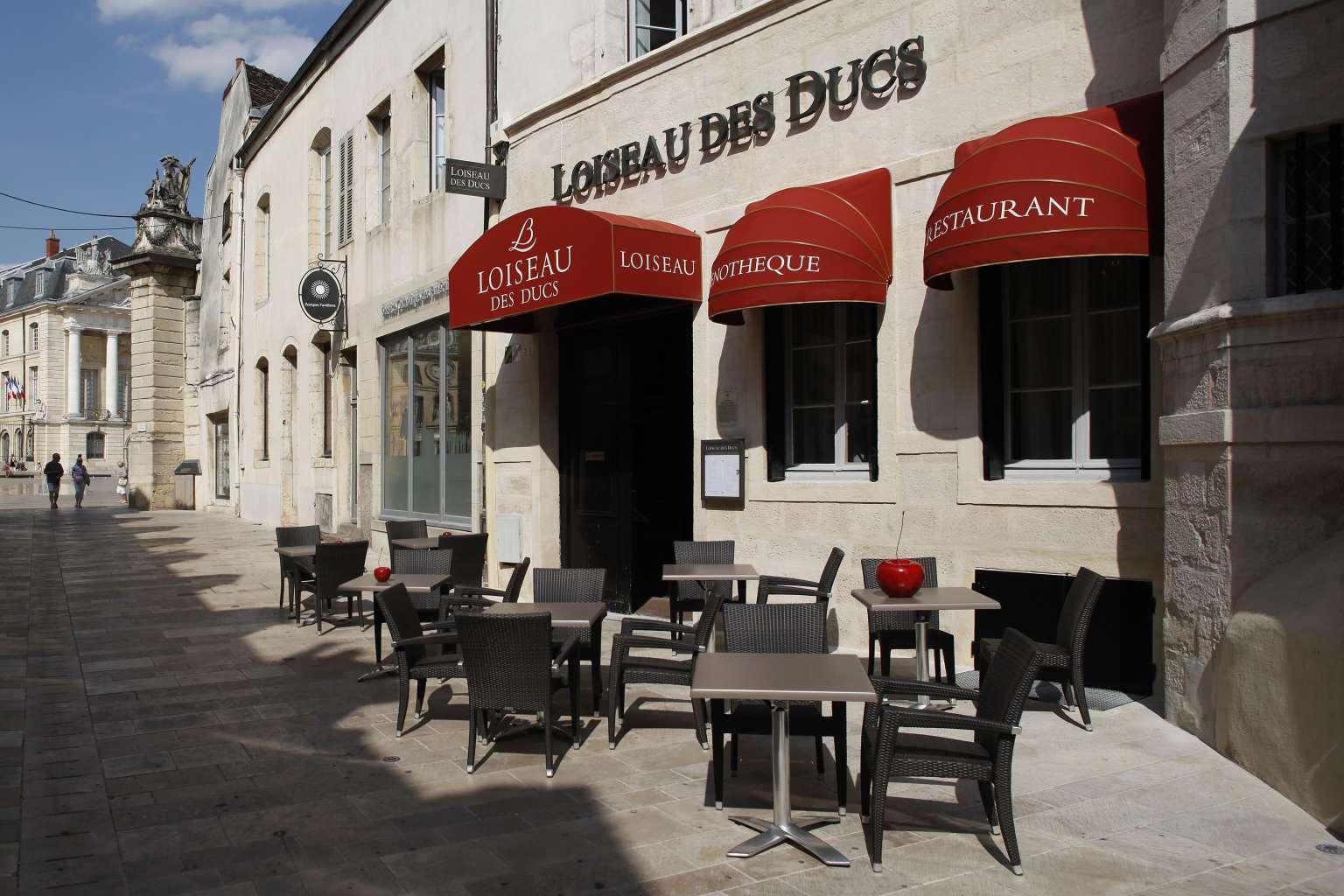 restaurant de Bernard Loiseau à Dijon