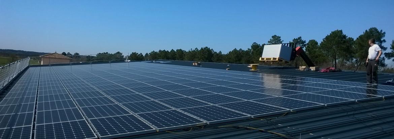 panneaux solaires entreprises et maisons