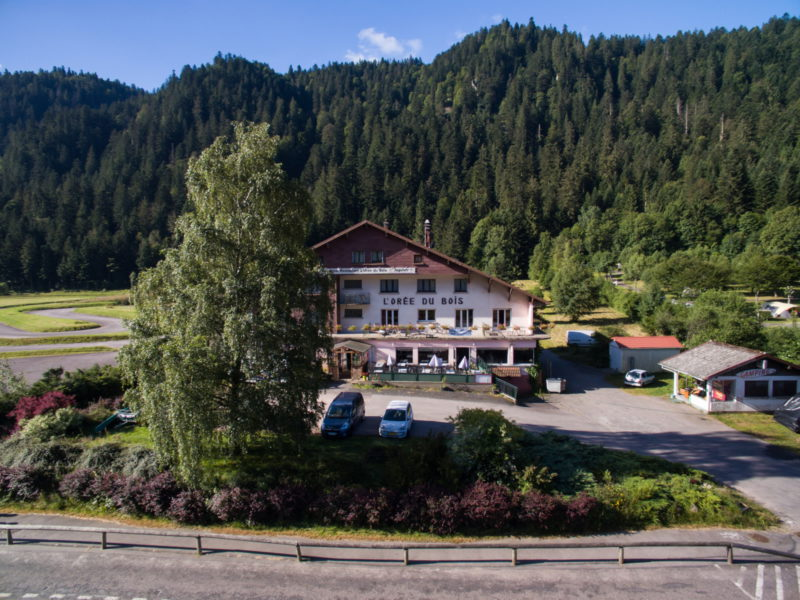 Hotel l'orée du bois au lac de Xonrupt Longemer