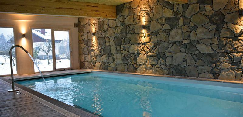hotel avec piscine à Gérardmer lac