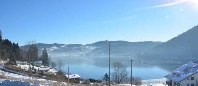 Réservez vos vacances dans un hôtel au bord du lac de Gérardmer